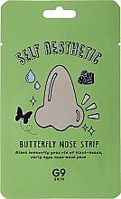 Düfte, Parfümerie und Kosmetik Nasenpflaster gegen Mitesser - G9Skin Self Aesthetic Butterfly Nose Strip