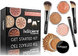 Düfte, Parfümerie und Kosmetik Make-up Set - Bellapierre Get Started Kit Deep