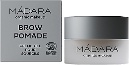 Düfte, Parfümerie und Kosmetik Augenbrauenpomade - Madara Cosmetics Brow Pomade