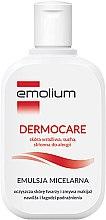 Düfte, Parfümerie und Kosmetik Mizellen-Gesichtsemulsion für empfindliche, trockene und zu Allergien neigende Haut - Emolium Gentle Micellar Emulsion for Sensitive Skin