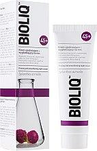 Düfte, Parfümerie und Kosmetik Straffende und glättende Nachtcreme 45+ - Bioliq 45+ Firming And Smoothing Night Cream