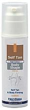 Düfte, Parfümerie und Kosmetik Straffende Selbstbräunungslotion für den Körper - Frezyderm Self Tan Body Shape