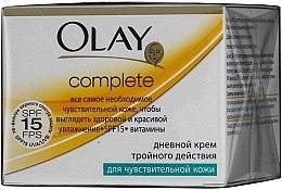 Düfte, Parfümerie und Kosmetik Tagescreme mit Vitaminen LSF 15 - Olay Complete Day Cream