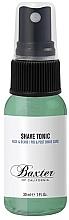 Düfte, Parfümerie und Kosmetik Erfrischendes Gesichtstonikum vor oder nach dem Rasieren - Baxter of California Shave Tonic