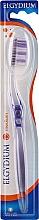 Düfte, Parfümerie und Kosmetik Zahnbürste mittel Inter-Active violett - Elgydium Inter-Active Medium Toothbrush