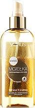 Düfte, Parfümerie und Kosmetik Selbstbräuner mit Goldpartikeln, Argan- und Maracujaöl - Venus