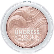 Düfte, Parfümerie und Kosmetik Flüssiger Highlighter - MUA Makeup Academy Shimmer Highlighter Powder (7.5 g)