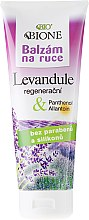 Düfte, Parfümerie und Kosmetik Handbalsam für jede Haut - Bione Cosmetics Lavender Hand Ointment