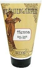 Düfte, Parfümerie und Kosmetik Haarspülung - Styx Naturcosmetic Henna Balsam Red
