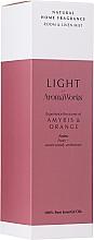 Düfte, Parfümerie und Kosmetik Raumspray mit Amyris- und Orangenduft - AromaWorks Light Range Room Mist