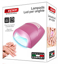 Düfte, Parfümerie und Kosmetik LED-Lampe für Gel-Nagellack - Beper Nail LED Lamp