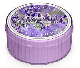 Düfte, Parfümerie und Kosmetik Duftkerze Daylight French Lavender - Kringle Candle Daylight French Lavender