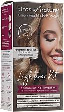 Düfte, Parfümerie und Kosmetik Haaraufhellungs-Set - Tints Of Nature Lightener Medium Brown To Blonde