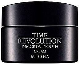 Düfte, Parfümerie und Kosmetik Verjüngende und vitalisierende Anti-Aging Gesichtscreme - Missha Time Revolution Immortal Youth Cream