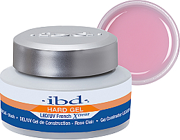 Düfte, Parfümerie und Kosmetik LED/UV Aufbaugel für French Manicure milchig rosa - IBD LED/UV French Xtreme Builder Gel Blush