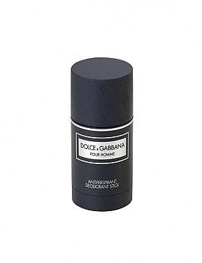 Dolce & Gabbana D&G Pour Homme - Parfümierter Deostick Antitranspirant — Bild N1