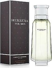 Düfte, Parfümerie und Kosmetik Carolina Herrera Herrera For Men - Eau de Toilette