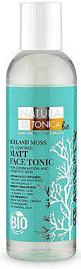 Mattierendes Gesichtstonikum mit Islandmoos - Natura Estonica Iceland Moss Face Tonic