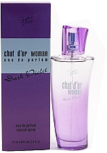 Düfte, Parfümerie und Kosmetik Chat D'or Dark Violet Woman - Eau de Parfum