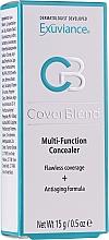 Düfte, Parfümerie und Kosmetik Multifunktionale Anti-Falten Concealer - Exuviance Cover Blend Multi-Function Concealer