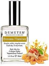 Düfte, Parfümerie und Kosmetik Demeter Fragrance Banana Flambee - Parfüm
