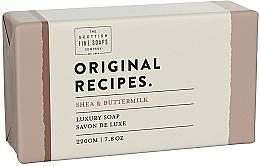 Düfte, Parfümerie und Kosmetik Luxuriöse Seife mit Shea und Buttermilch - Scottish Fine Soaps Original Recipes Shea & Buttermilk Luxury Soap Bar