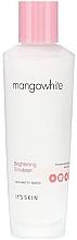 Düfte, Parfümerie und Kosmetik Aufhellende Emulsion mit Mangostan-Extrakt - It's Skin Mangowhite Brightening Emulsion