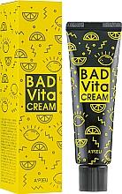 Düfte, Parfümerie und Kosmetik Heilende Vitamincreme für Gesicht - A'pieu Bad Vita Cream