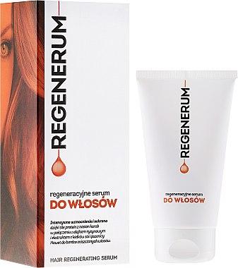 Regenerierendes Serum für sehr strapaziertes Haar - Aflofarm Regenerum Serum