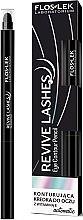 Düfte, Parfümerie und Kosmetik Automatischer Augenkonturenstift mit Vitamin E - Floslek Revive Lashes Eye Contour Pencil