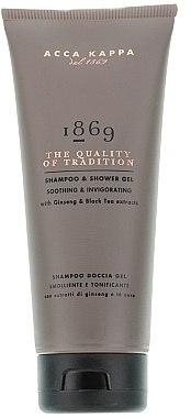 2in1 Shampoo und Duschgel - Acca Kappa 1869 Shampoo&Shower Gel — Bild N2