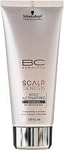 Düfte, Parfümerie und Kosmetik Aktivierendes Shampoo für dünner werdendes Haar - Schwarzkopf Professional BC Bonacure Scalp Genesis Root Activating Shampoo