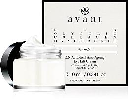 Düfte, Parfümerie und Kosmetik Anti-Aging Augenkonturcreme mit Lifting-Effekt - Avant R.N.A. Radical Anti-Ageing Eye Lift Cream