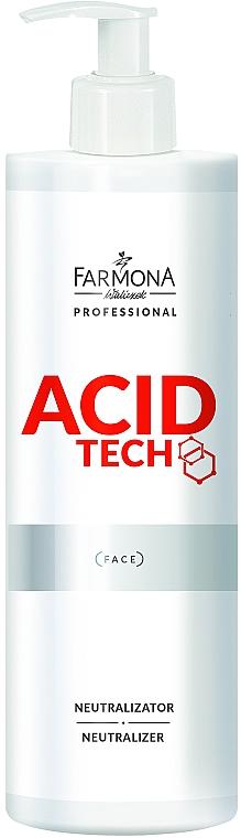Neutralisator für das Gesicht - Farmona Professional Acid Tech Face Neutralizer