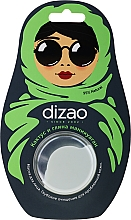 Düfte, Parfümerie und Kosmetik Mattierende Gesichtsmaske mit Kaktusextrakt und Manicuagan-Ton - Dizao