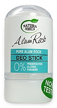 Düfte, Parfümerie und Kosmetik Deostick - Natura Amica Deodorant Pure Alum Rock