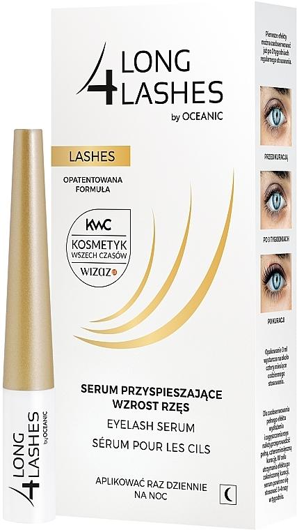 Multiaktives Wimpernserum - Long4Lashes Eyelash Enhancing Serum