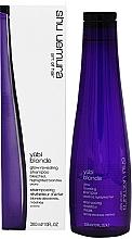 Düfte, Parfümerie und Kosmetik Farbschützendes Shampoo für blondes und graues Haar - Shu Uemura Art Of Hair Yubi Blonde Glow Revealing Shampoo