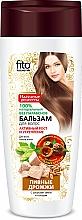 Düfte, Parfümerie und Kosmetik Stärkende Haarspülung zum Wachstum mit Bierhefe für alle Haartypen - Fito Kosmetik