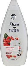 Düfte, Parfümerie und Kosmetik Revitalisierendes Duschgel mit Goji-Beeren und Kamelienöl - Dove Nourishing Secrets Revitalising Ritual Goji Shower Gel