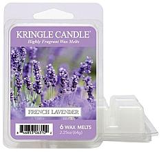 Düfte, Parfümerie und Kosmetik Duftwachs French Lavender - Kringle Candle Wax Melt French Lavender