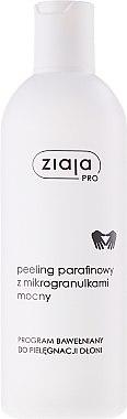 Paraffin-Handpeeling mit Mikrogranulaten - Ziaja Pro Paraffin Scrub
