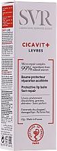 Düfte, Parfümerie und Kosmetik Schützender Lippenbalsam - SVR Cicavit+ Lip Protective Lip Balm Fast-Repair