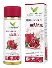 Düfte, Parfümerie und Kosmetik Regenerierendes und straffendes Körperöl mit Granatapfel für anspruchsvolle Haut - Cosnature Regenerating Oil Pomegranate