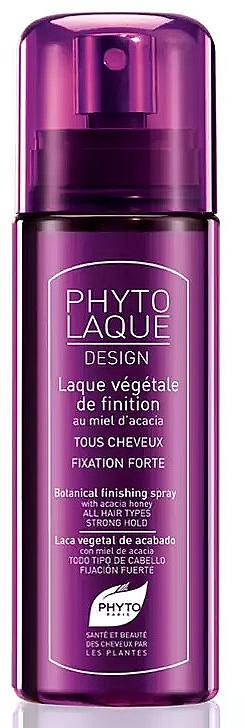 Haarstylingspray mit Akazienhonig Starker Halt - Phyto Phytolaque Desing Botanical Finishing Spray