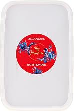 Düfte, Parfümerie und Kosmetik Badepuder - Organique My Pleasure Bath Powder