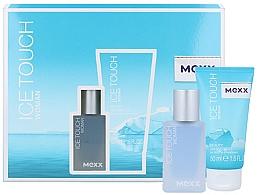 Düfte, Parfümerie und Kosmetik Mexx Ice Touch Woman - Duftset (Eau de Toilette 15ml + Duschgel 50ml)
