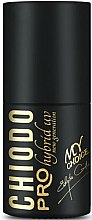 Düfte, Parfümerie und Kosmetik Hybrid-Nagellack - Chiodo Pro Black & White Style