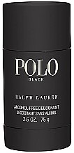 Düfte, Parfümerie und Kosmetik Ralph Lauren Polo Black - Deodorant