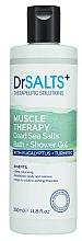 Düfte, Parfümerie und Kosmetik Duschgel mit Eukalyptus - Dr Salts + Muscle Therapy